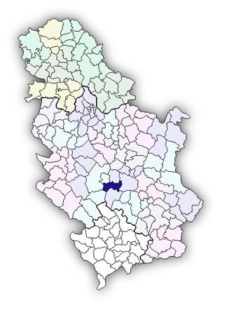 Општина Александровац