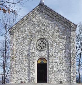 манастир на дубу