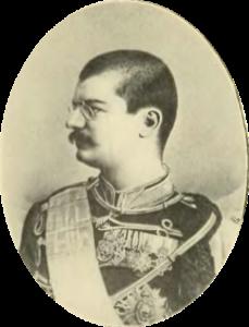 Њ.К.В. Александар, град је назван по њему